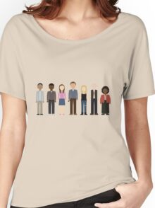 Community Cast Women's Relaxed Fit T-Shirt