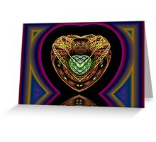 BD#10: You Hold My Heart in Yours  (UF0699) Greeting Card