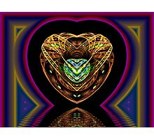 BD#10: You Hold My Heart in Yours  (UF0699) Photographic Print