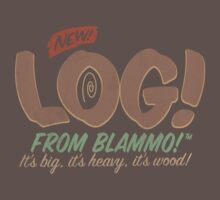 All New LOG!! by metalspud