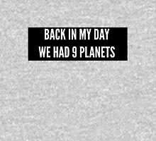 Pluto is gone Unisex T-Shirt