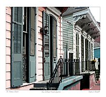 St. Peter Street / French Quarter Photographic Print