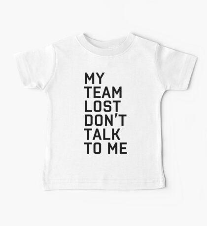 Team Lost Baby Tee