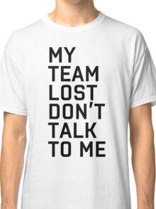 Team Lost Classic T-Shirt