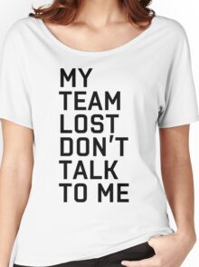 Team Lost Women's Relaxed Fit T-Shirt