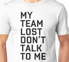 Team Lost Unisex T-Shirt