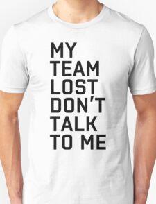 Team Lost T-Shirt
