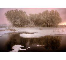 Winterset Photographic Print