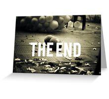 fim Greeting Card