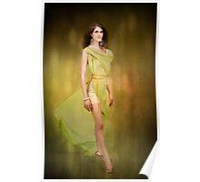 Green Goddess Poster