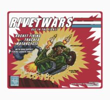 Rocket Firing Tracked Motorcycle by rivetwars