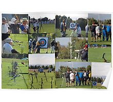 National Archery championship  Canberra, #2 Poster