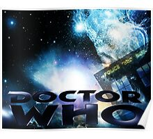 Space Logo Poster