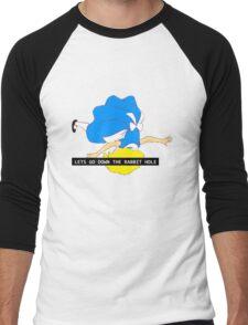 Alicia Men's Baseball ¾ T-Shirt