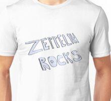 Zeppelin Rocks Unisex T-Shirt