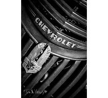Chevy / Cadillac Rat Rod Photographic Print