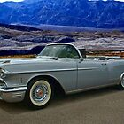 1958 Cadillac Convertible by TeeMack