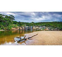 Wattamolla Lagoon Photographic Print