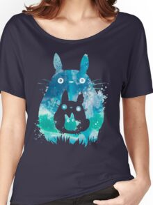 Totoro - Blue Sky Women's Relaxed Fit T-Shirt