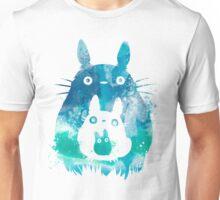 Totoro - Blue Sky Unisex T-Shirt