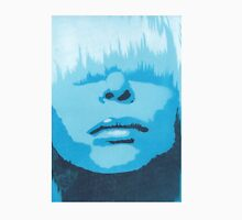 Face & Fringe Blue Unisex T-Shirt
