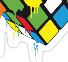 Rubik's Gloop Sticker