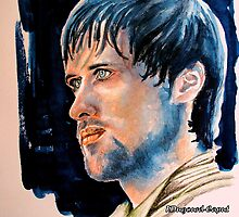 Jonas Armstrong, featured in Shameless Self-Promotion, Art Universe by Françoise  Dugourd-Caput