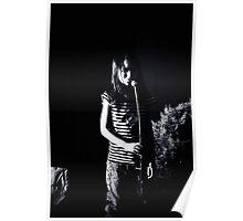 Marshmallow Girl Poster