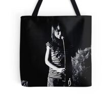 Marshmallow Girl Tote Bag