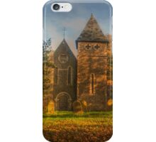 St James Bicknor iPhone Case/Skin
