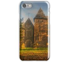 St James Bicknor iPhone Case/Skin