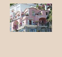 Pink House Positano Womens Fitted T-Shirt
