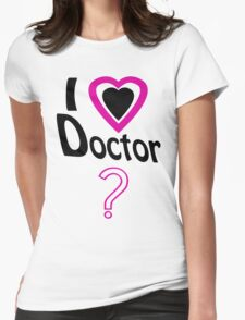 I <3 Doctor Who T-Shirt