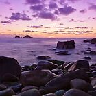 Porth Nanven by Billy Hodgkins