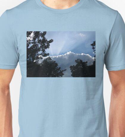 Shine Down Your Light on Me Unisex T-Shirt