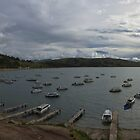 Lake Titicaca by dtra