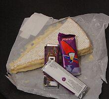 Cheese'n'Biscuits by Nik Watt