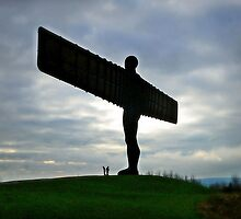 The Angel of The North by Morag Bates