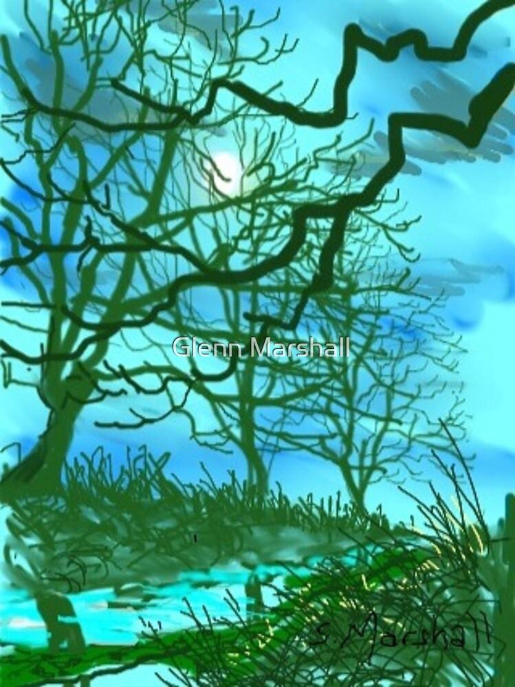 Moonlight Prelude by Glenn Marshall