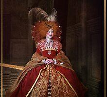 Elizabeth Tudor by Jena DellaGrottaglia