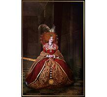 Elizabeth Tudor Photographic Print