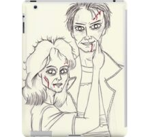 Our Love is God. iPad Case/Skin
