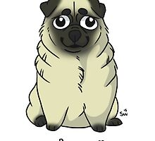 Cute Pug by PolarDoge