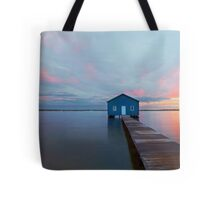 The Perth Boatshed Tote Bag