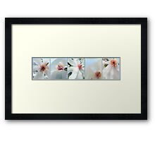 Dancing Hearts... Framed Print