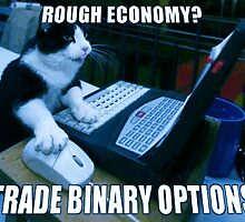 Cat Reads Binary Options News Online by Binary-Options