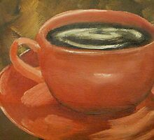 Coffee Burnt Sienna by zooberhood