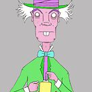 The Mad Hatter by Jarrad .