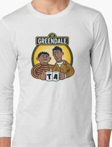 Greendale Street  Long Sleeve T-Shirt