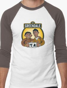 Greendale Street  Men's Baseball ¾ T-Shirt